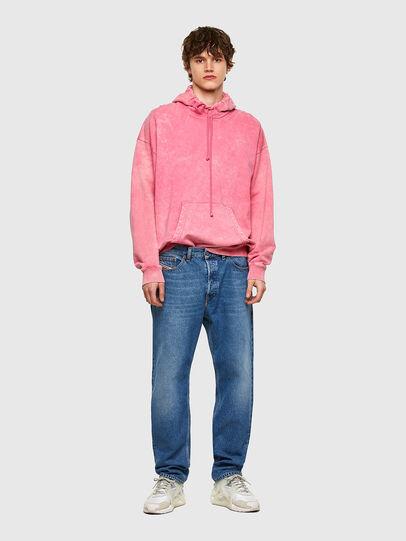 Diesel - S-UMMER-E2, Pink - Sweatshirts - Image 5