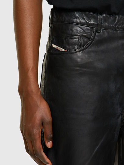 Diesel - P-MACS-SHORT, Black - Pants - Image 3