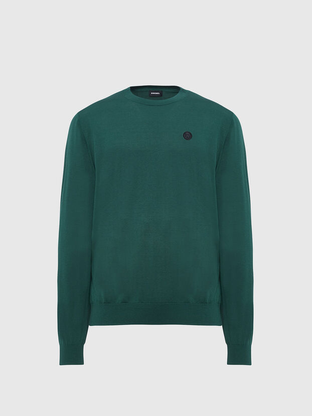 K-CROFT, Dark Green - Sweaters