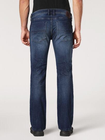 Diesel - Zatiny C685T, Dark Blue - Jeans - Image 2