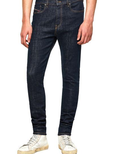 Diesel - D-Amny Skinny Jeans 009PC, Dark Blue - Jeans - Image 1