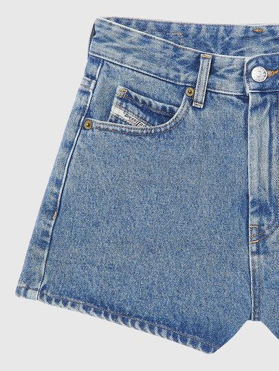 Diesel - D-ISI-SHORT, Azul Claro - Shorts - Image 3