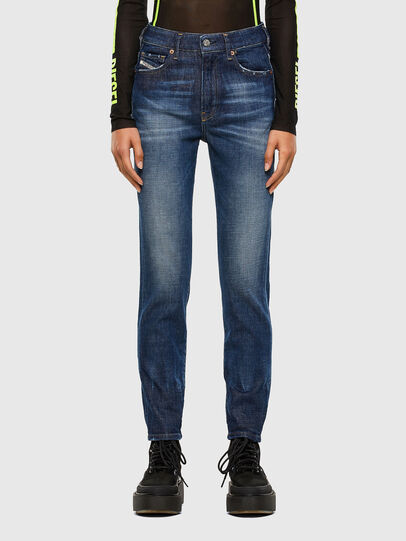 Diesel - D-Joy 009ET, Medium Blue - Jeans - Image 1
