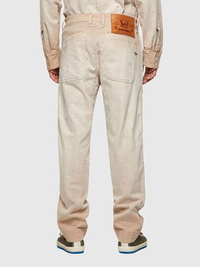 Diesel - D-Azerr Straight JoggJeans® 069WG, White - Jeans - Image 2