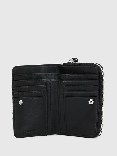 Diesel - BUSINESS II, Blue Jeans - Small Wallets - Image 3