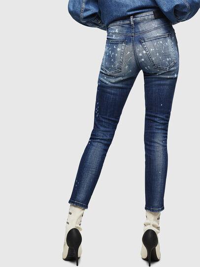 Diesel - Babhila 0091Y, Medium Blue - Jeans - Image 2