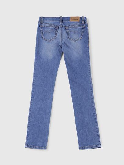 Diesel - GRUPEEN-J-N, Light Blue - Jeans - Image 2