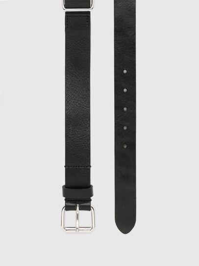 Diesel - B-BUL, Negro - Cinturones - Image 3