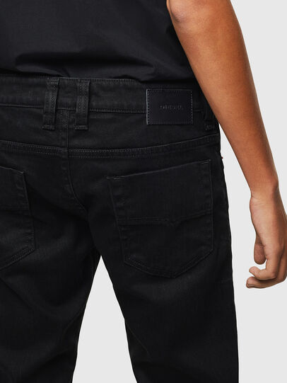 Diesel - Safado CN040, Dark Blue - Jeans - Image 4