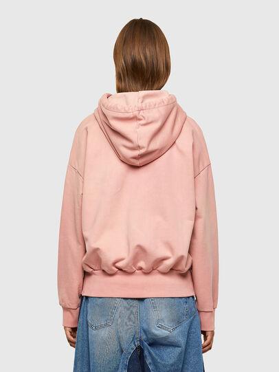 Diesel - F-MAGDALENA-V1, Pink - Sweatshirts - Image 2