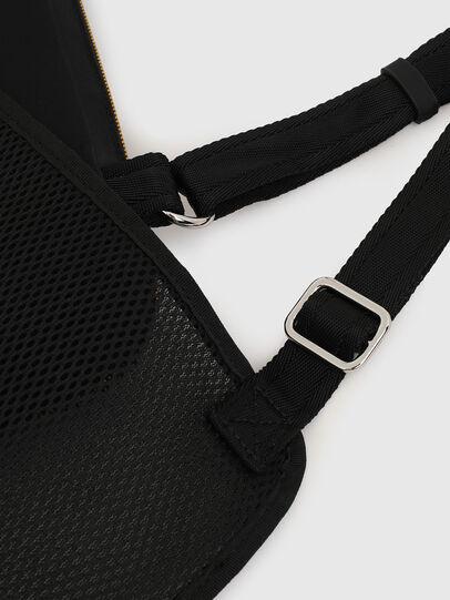 Diesel - DRESSLEK WF, Black - Crossbody Bags - Image 5