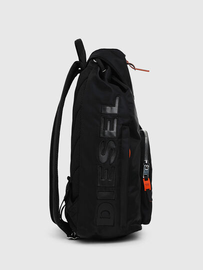 Diesel - RIESE, Black - Backpacks - Image 3