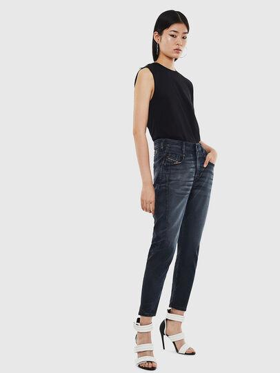 Diesel - Fayza JoggJeans 069MD, Dark Blue - Jeans - Image 6
