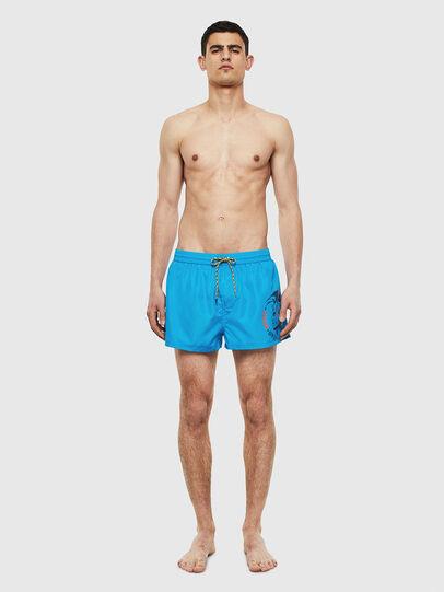 Diesel - BMBX-SANDY 2.017, Azure - Swim shorts - Image 1