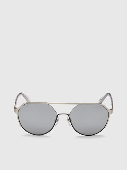 Diesel - DL0324, Grey - Sunglasses - Image 1