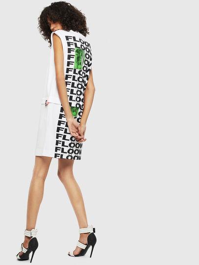 Diesel - D-HATTER, White - Dresses - Image 2