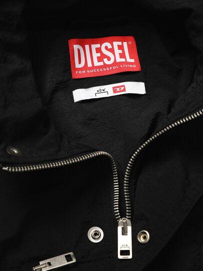 Diesel - ACW-JK03, Black - Denim Jackets - Image 4