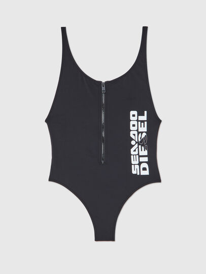 Diesel - BFSW-LIAZZYDOO, Black - Swimsuits - Image 1