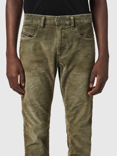 Diesel - D-Strukt Slim Jeans 069XQ, Military Green - Jeans - Image 3