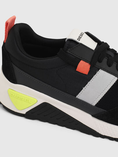 Diesel - S-KB LOW RUN, Black - Sneakers - Image 4
