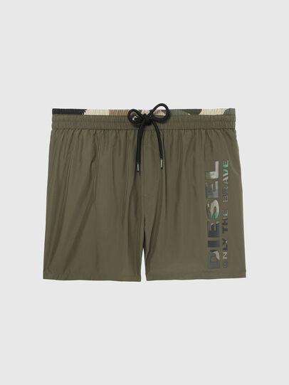 Diesel - BMBX-WAVE-X, Verde Militar - Bañadores boxers - Image 4