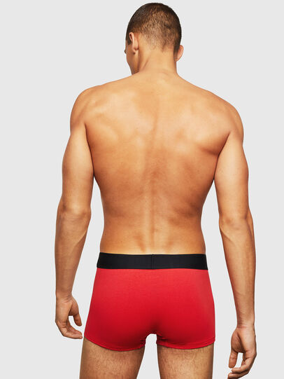 Diesel - UMBX-DAMIENTHREEPACK, Red/Black - Trunks - Image 3