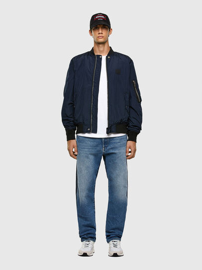 Diesel - J-DUST-KA, Dark Blue - Jackets - Image 6