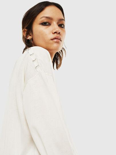 Diesel - M-PERLA-A, White - Sweaters - Image 5