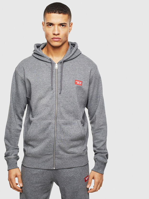 UMLT-BRANDON-Z, Grey - Sweatshirts