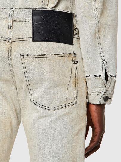 Diesel - D-Kras Slim Jeans 09A53, White - Jeans - Image 3