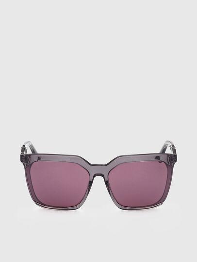 Diesel - DL0338, Violet - Sunglasses - Image 1