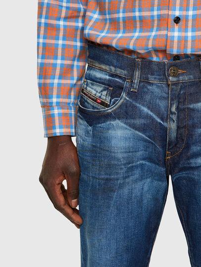 Diesel - D-Strukt Slim Jeans 09A13, Medium Blue - Jeans - Image 3