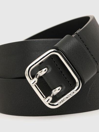 Diesel - B-BARB, Black - Belts - Image 2