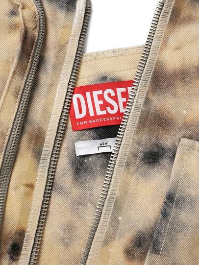 Diesel - ACW-VS01, Beige - Vests - Image 3