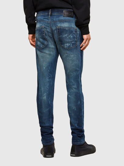 Diesel - D-Strukt JoggJeans® 069RU, Medium Blue - Jeans - Image 2