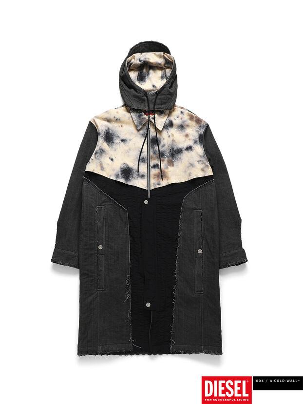 ACW-JK02, Black - Denim Jackets