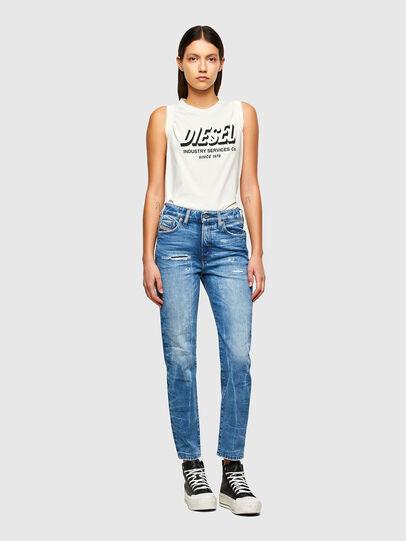 Diesel - D-Joy Slim Jeans 009MV, Light Blue - Jeans - Image 6