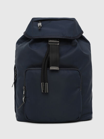Diesel - RIESE, Dark Blue - Backpacks - Image 1