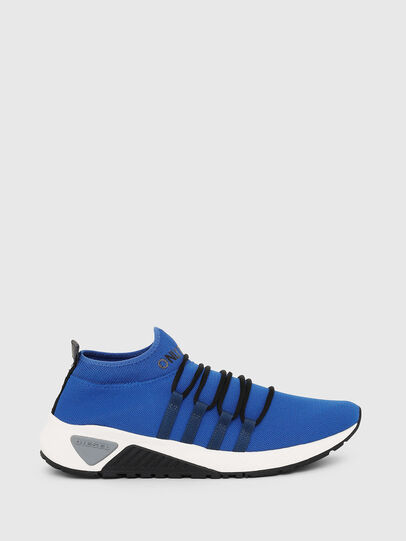 Diesel - S-KB SL II, Brilliant Blue - Sneakers - Image 1