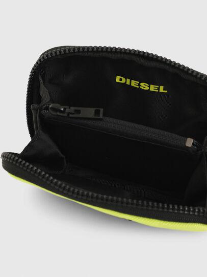 Diesel - LARIO, Green - Zip-Round Wallets - Image 4
