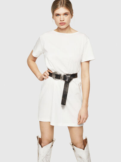 Diesel - D-YLY, White - Dresses - Image 1