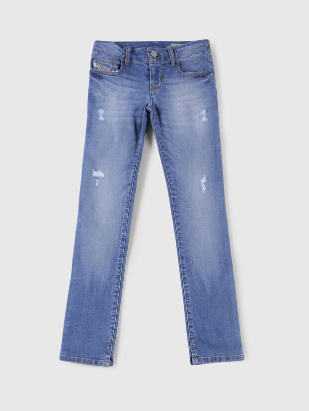 GRUPEEN-J-N, Light Blue - Jeans