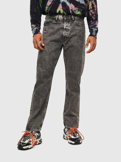 Diesel - D-Macs 0099F, Black/Dark Grey - Jeans - Image 1