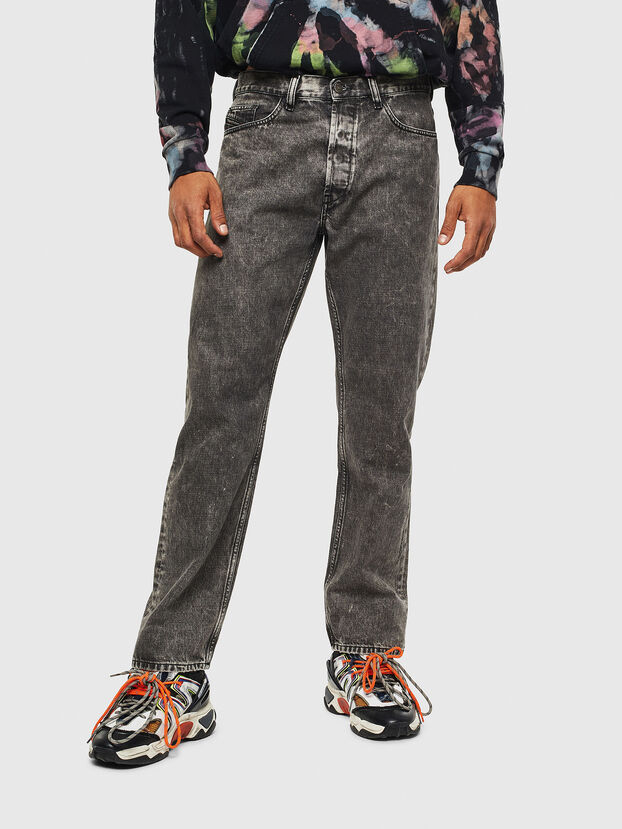 D-Macs 0099F, Black/Dark Grey - Jeans