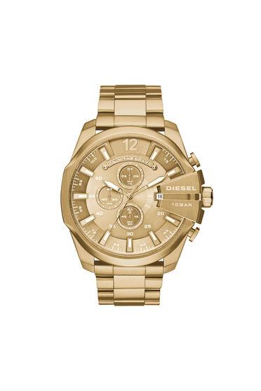 Mega Chief gold-tone watch