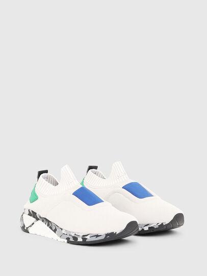 Diesel - S-KB SE, White/Grey - Sneakers - Image 2