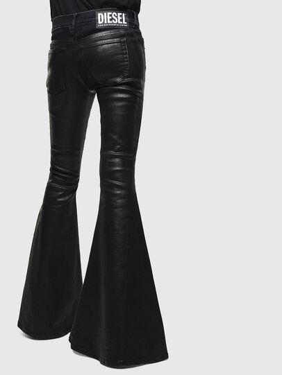 Diesel - D-Ferenz 0091G, Black/Dark Grey - Jeans - Image 2
