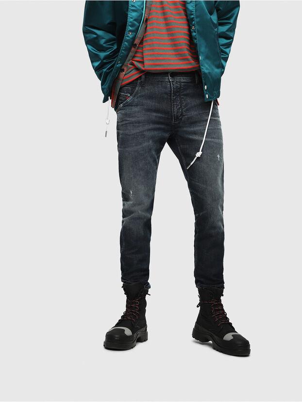 Krooley JoggJeans 087AI, Dark Blue - Jeans