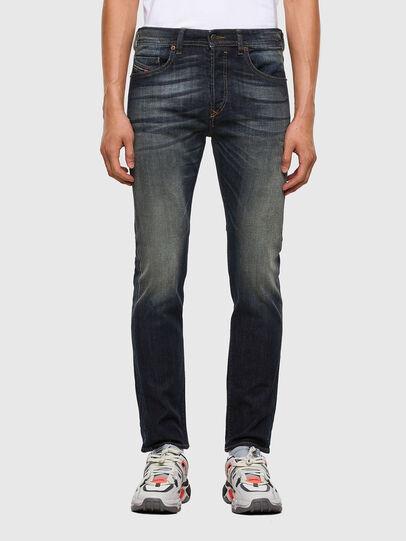 Diesel - Buster Tapered Jeans 009EP, Dark Blue - Jeans - Image 1