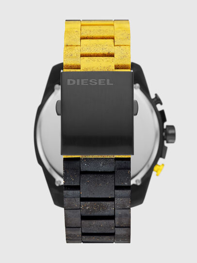 Diesel - QUARTZ/CHRONO, Black/Yellow - Timeframes - Image 2